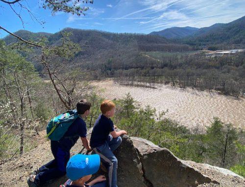 Lover's Leap Loop Trail – Hot Springs